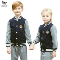 Boys and Girls Kindergarten Uniforms Suits Kids Nursery Kids Clothes