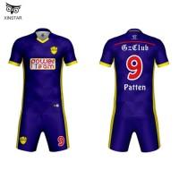 2020 on Sale Soccer Jersey Wear Support One Set Order Sublimation Football Soccer Uniform