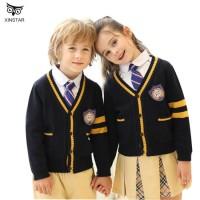 Fashion Sports Design Girl's & Boy's School Dress
