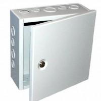 Metal Distribution Box Electrical Power Panel Steel Enclosure