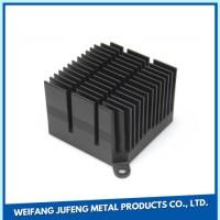 Heatsink Aluminum Industrial Profile Extruded Radiators for Electronics Products