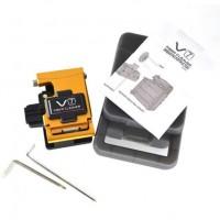 View7 Fiber Optic Cleaver V7 Cutting Knife Fiber Tool for Fusion Slicer
