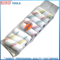 """4"""" Various Color Polyster acrylic Fabric Small Roller (07850)"""