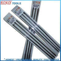 High Bearing Steel Chainsaw Files in Polybag Packing