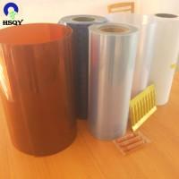 Oral Liquid Packaging 345mm Width PVC/PE Composite Film