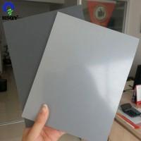 High Density Grey Rigid PVC Panel Plate 4X8 FT Board