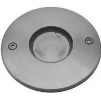 110V 120V 220V 3W LED Round Outdoor Recessed Inground Light Deck Light