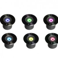6W 10W CREE LED Chip RGBW 4 in 1 LED Underground Lamp