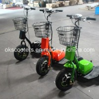 Factory 500W Lithium Battery Electric Tricycle 3 Wheel Electric Cargo Trike