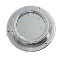 Waterproof IP68 Underwater LED Swimming Pool Lighting Steel Glass Stainless Power for Aquarium