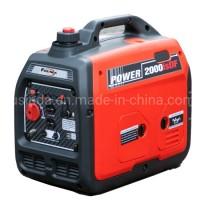 Fusinda High Quality 2kw Dual Fuel Silent Gasoline Inverter Generator