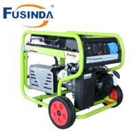 5kVA Gas Generator Single Phase FC6500e