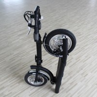 2016 New Ce 250W 350W 500W 35km Electric Bike/Electric Scooter with Pedals