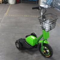 Factory Electric Tricycle for 3 Person Disabled Electric Scooter (YC-2016003) Golf Scooter