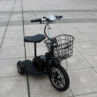 Electric Scooter Trike Scooters 3 Wheel Electric Cargo Tricycle
