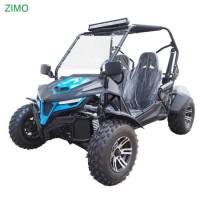 2020 Electric/Pull System Cheap Gasoline 4 Stroke 60km/H 150cc Racing Go-Kart Buggy Gokart Go Kart f