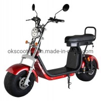 Euro Warehouse Aluminum Wheel EEC Coc Scooter Electrico Motorcycles Electric Scooter 2000W