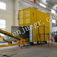Containerized Weighing and Filling Unit Bagging Machine for Bulkcargo