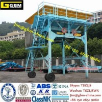 Eco-Mobile Manufacture Dust Proof Hopper Dust Collecting Hopper for Bulk Cargo Material