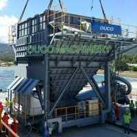 Eco Port Dust Collector Mobile Type Vacuum Hopper Loader for Powder