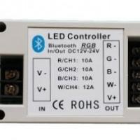 RGB Bluetooth LED Controller