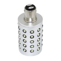 Waterproof IP67 Dural Color Tri Color Marine Ba15D Bay15D LED Bulb