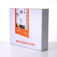 Tradeshow Exhibition Booth Display Tension Fabric LED Backlit Light Box