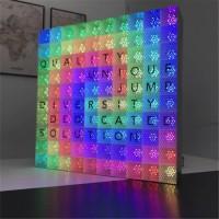 RGB Customized Window Display Light Box