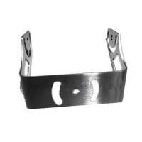 metal brackets,Lamp Holder, Steel and Zinc-plating Finish