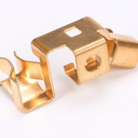 brass contact,metal stamping,Widely Used in Industry