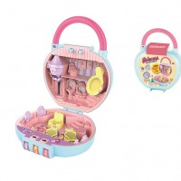 New hot selling  plastic  Suitcase Role-play toys