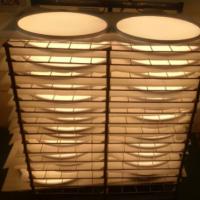 Large round ultra thin panel lamp60W 75W