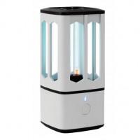 Mini Portable UV sterilization lamp fixture
