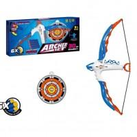 New hot selling Foam Dart Archery set  plastic Blaster toys