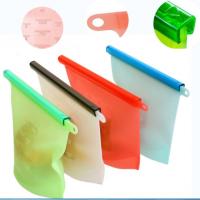 eusable Silicone Food Storage Bag