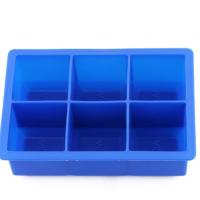 Food grades sushi tray square silicone ice cube tray