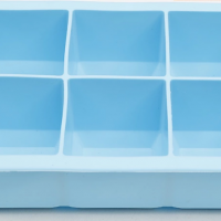 Square Cool Silicone Ice Cube Molds