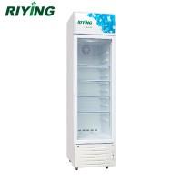 238 Liter Visi Cooler Showcase Glass Door Refrigerator