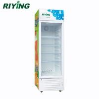 278 Liter Visi Cooler Showcase Glass Door Refrigerator