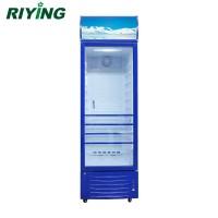 278 Liter Visi Cooler Showcase Refrigerator No Frost