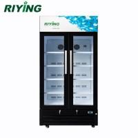 488 Liter Visi Cooler Showcase Glass Door Refrigerator