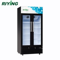 488 Liter Visi Cooler Showcase Refrigerator No Frost