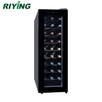 30 Bottle Thermoelectric Mini Wine Display Cooler