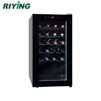 Wine Cooler Mini Display Refrigerator compressor WBC-118