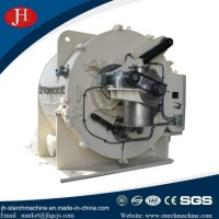 High Output Separating Material Peeler Centrifuge Maize Starch Machine