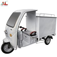 Al-A1~10 MID Drive Closed Cargo Delivery Electric Tricycle