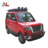 Al-Xwz China Electric Mini Car Solar Power Car for Adult