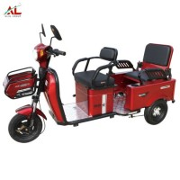 China Electric Tricycle for Adult Three Wheel Electric Bike
