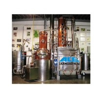 Electric Heating Alcohol Distillery Automatic Distiller Wine Making Alcohol Water Distiller Alcohol