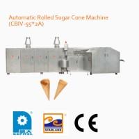 Automatic Rolled Sugar Cone Machine (CBIV-55*2A)